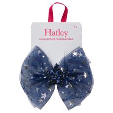 Hatley Hatley Midnight Sky Stars Hair Clip