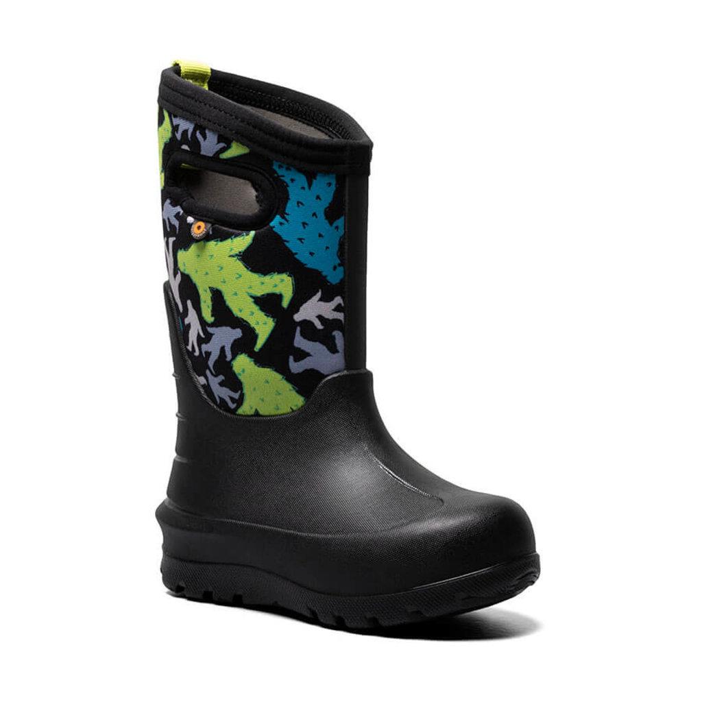 Bogs Bogs Neo-Classic Big Foot Black Multi