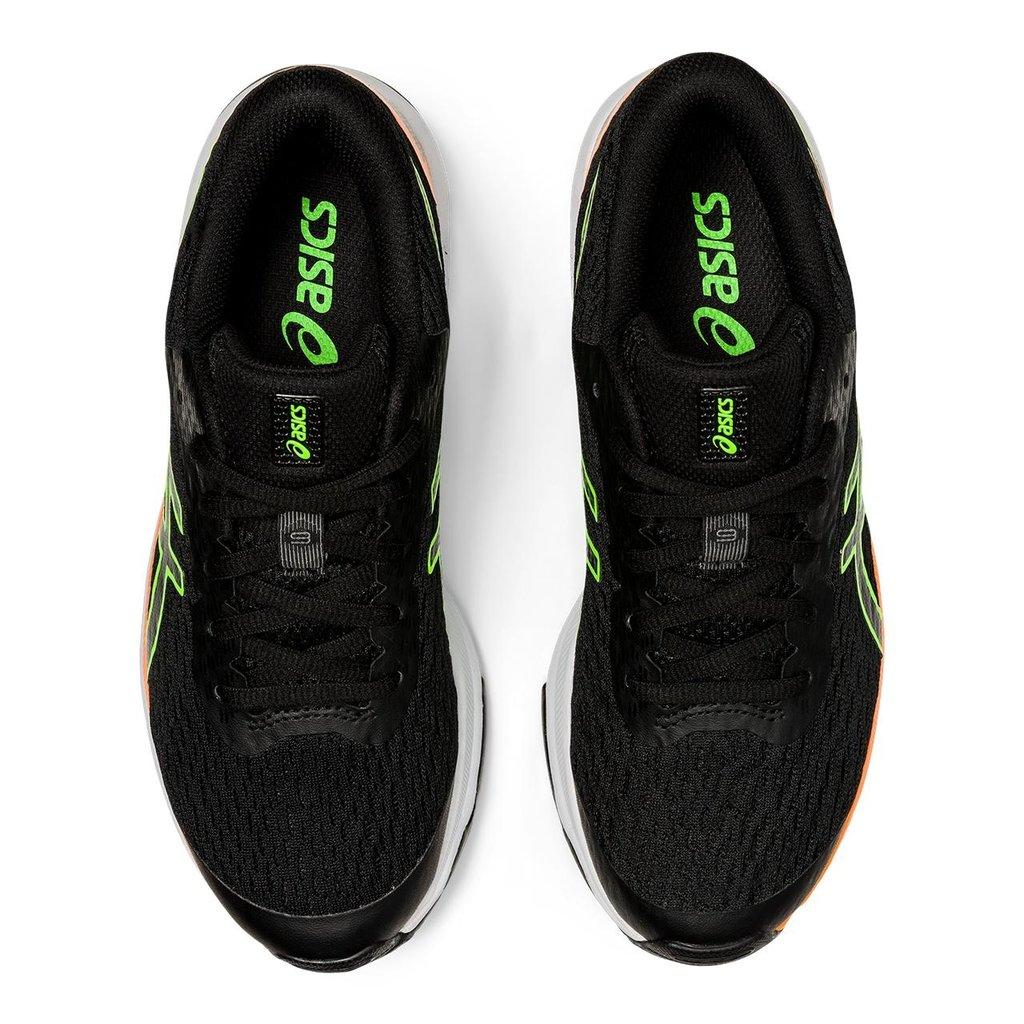 Asics Asics GT-1000 9 GS Black/Green Gecko