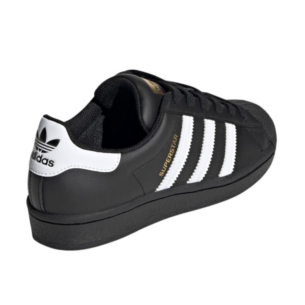 Adidas Adidas Superstar J CBlack/FtwWht/Black