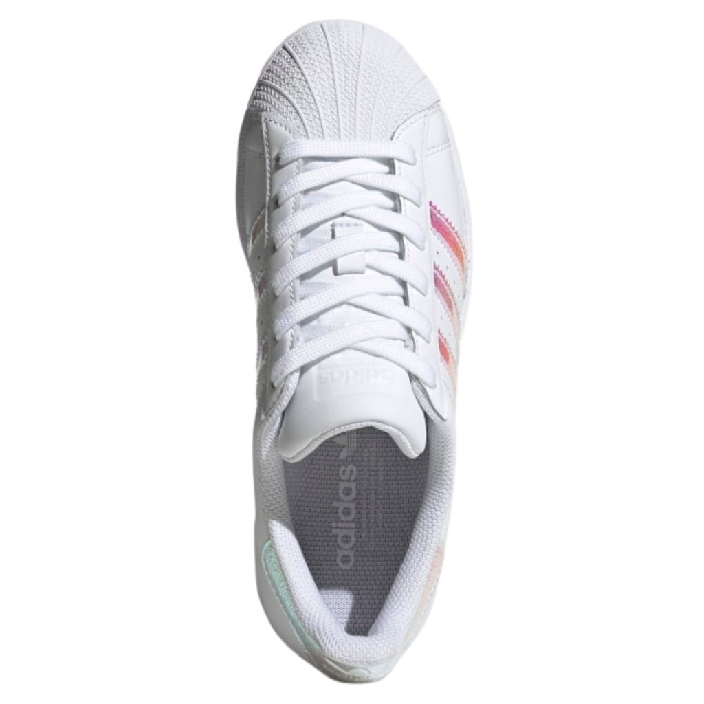 Adidas Adidas Superstar J FtwWht/FtwWht Youth 6.5 + 7