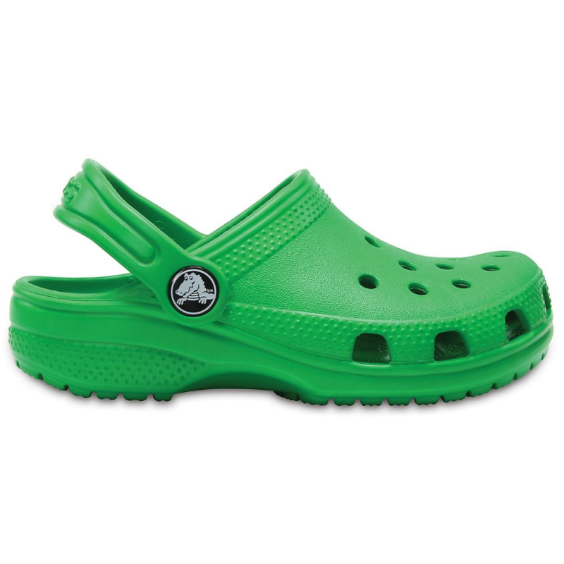 Crocs Crocs Kids Classic Grass Green