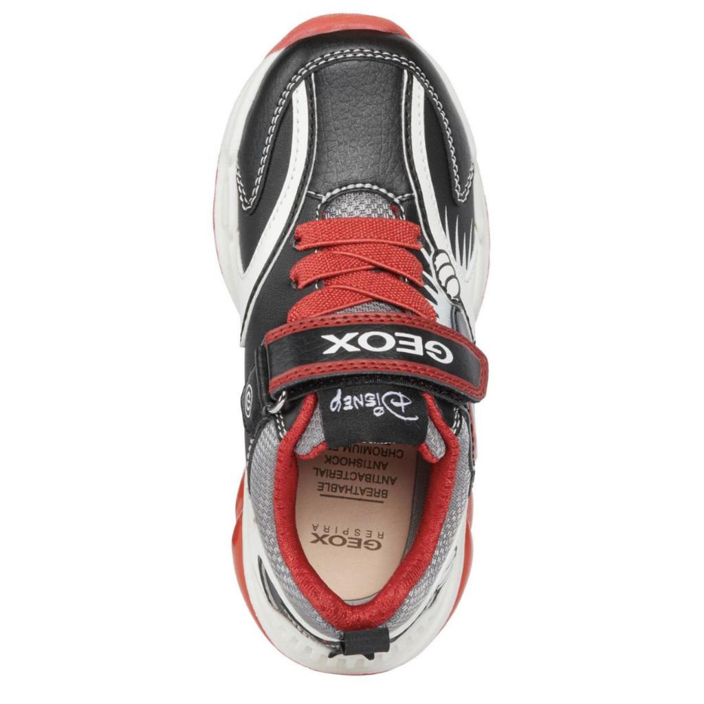 Geox Geox J Spaziale Black/Red