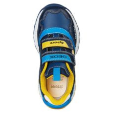 Geox Geox J Tuono Navy/Yellow