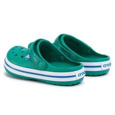 Crocs Crocs Crocband Kids Clog Deep Green
