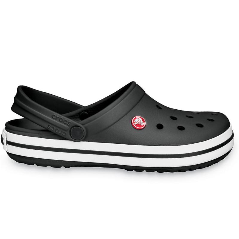 Crocs Crocs Crocband Adult Clog Black