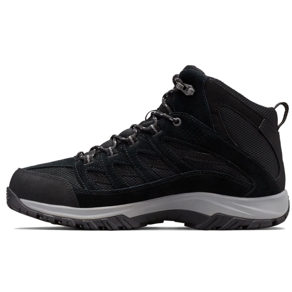 Columbia Columbia Men's Crestwood Mid WP Black