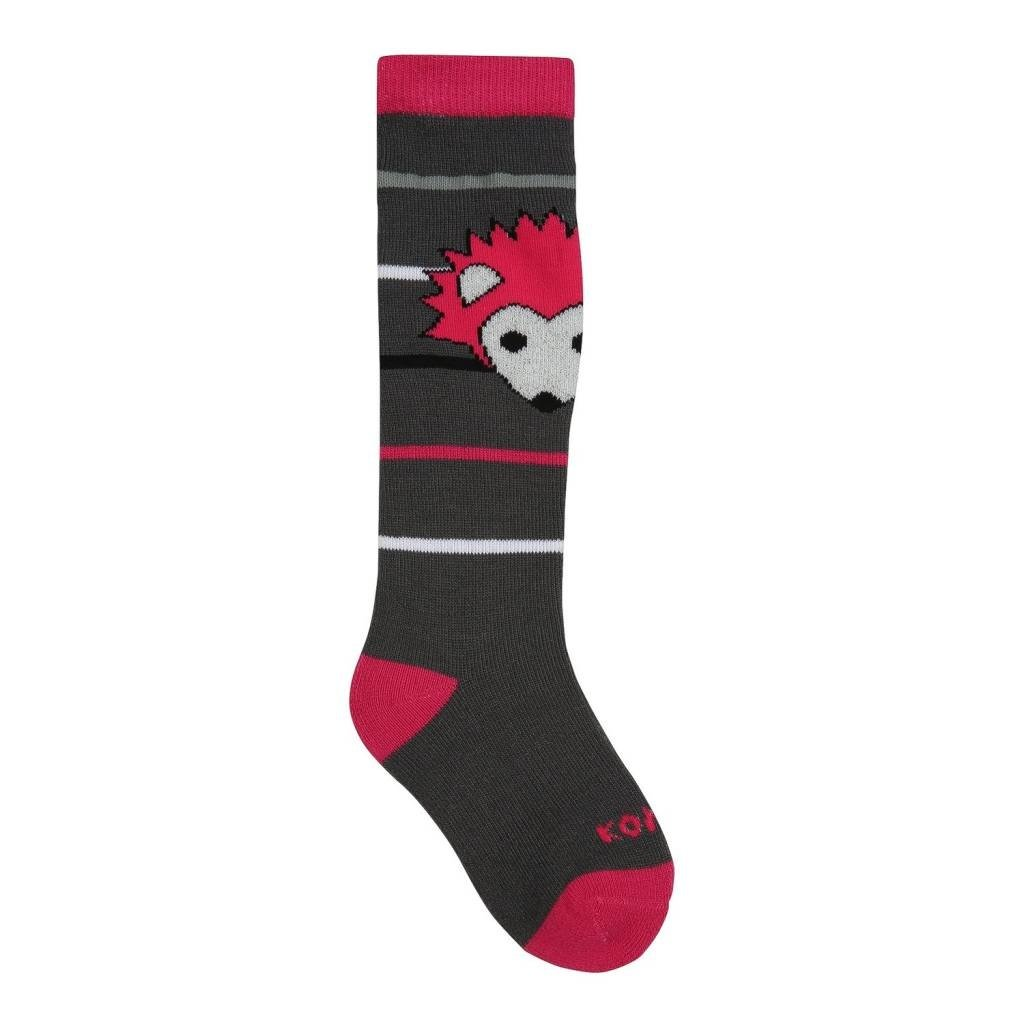 Kombi Kombi Animal Family Jr Sock Emma the Porcupine (S/M)