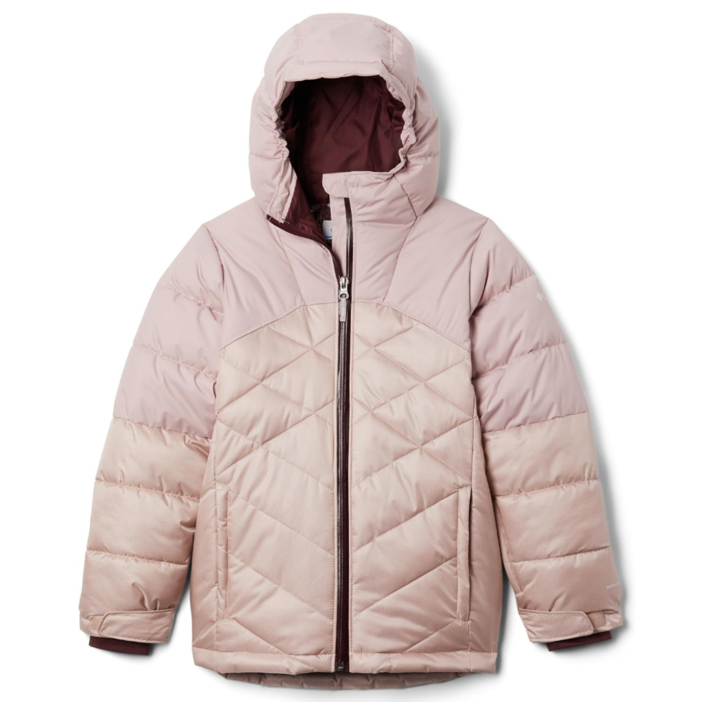 Columbia Columbia Winter Powder Quilted Jacket Mineral Pink