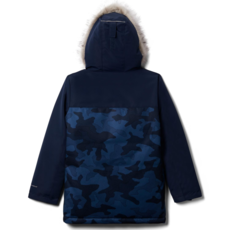Columbia Columbia Boundary Bay Down Parka Collegiate Navy