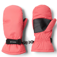 Columbia Columbia Youth Core Mitten II Bright Geranium