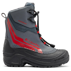 Columbia Columbia Youth Bugaboot Plus IV Graphite/Red Youth 7