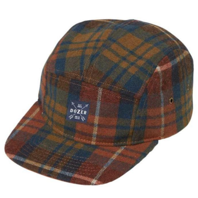 Millymook Dozer Millymook Dozer Hayden 5 Panel Wool Cap