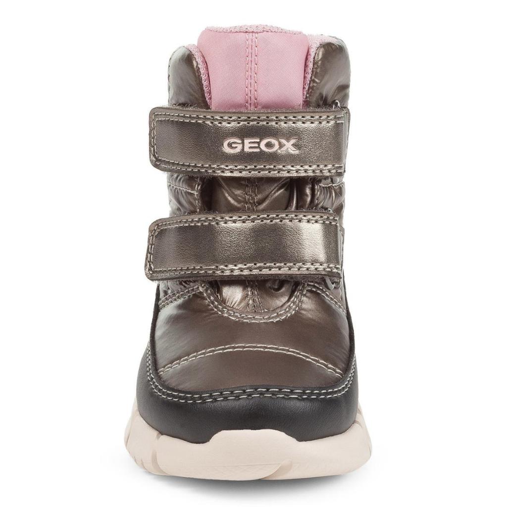 Geox Geox B Flexyper ABX Smoke Grey/Black