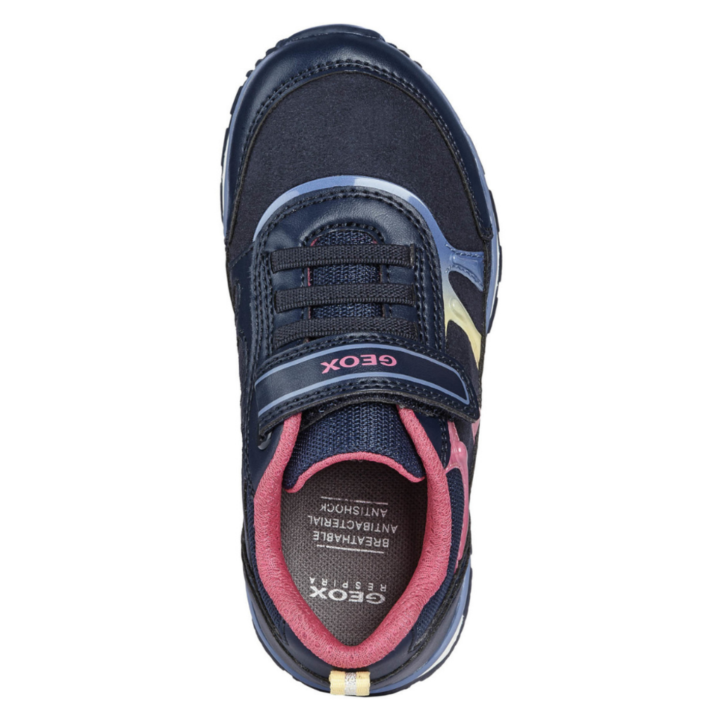 Geox Geox J Pavel Navy/Multi (J048CD)