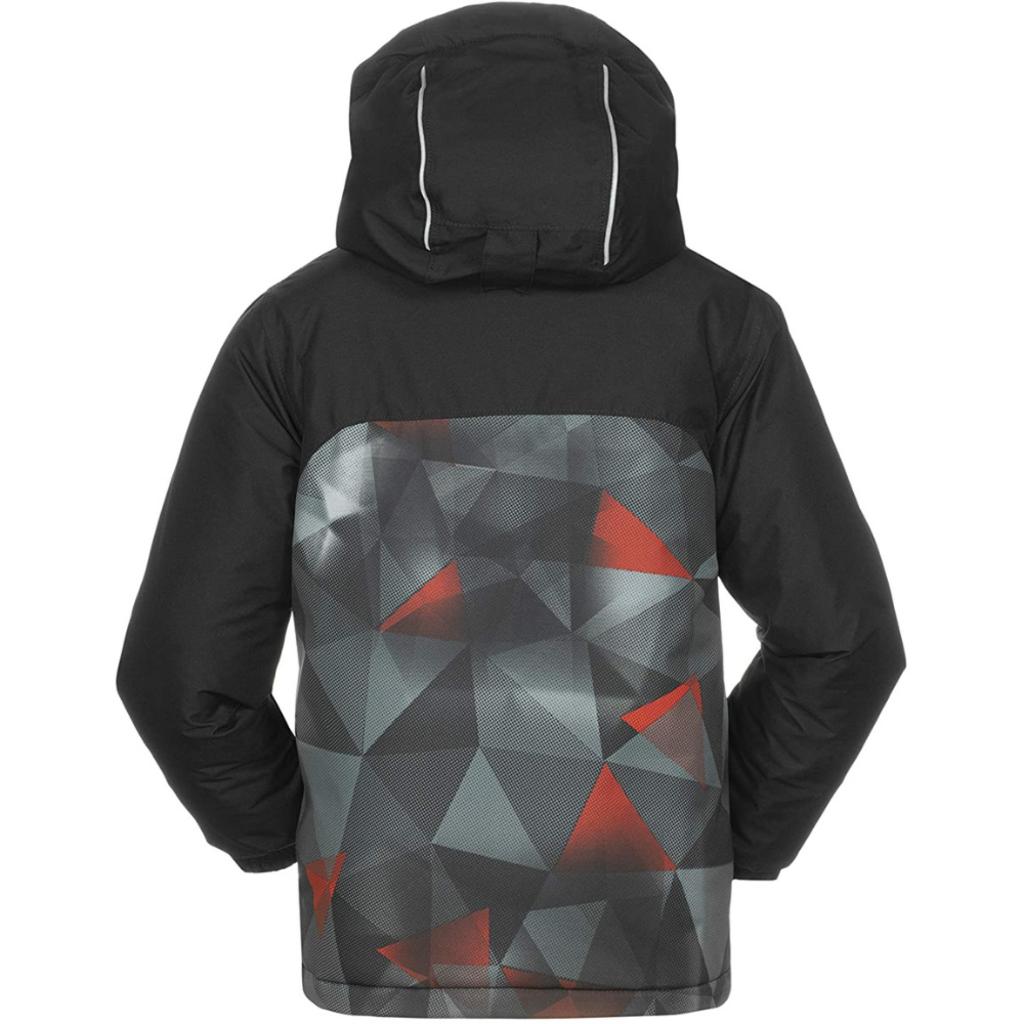 Kamik Kamik Jeremy CB Snowsuit Black/Red