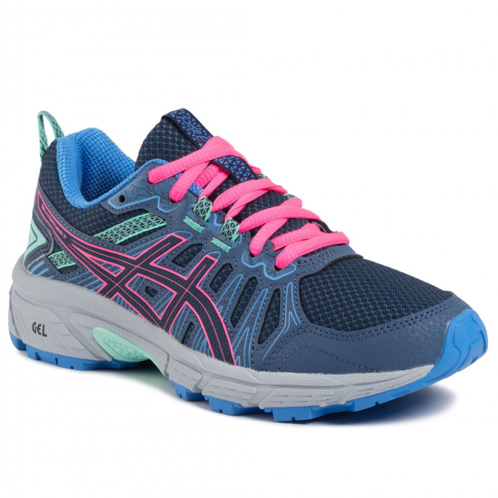 Asics Asics Gel Venture 7 GS Peacoat/Hot Pink