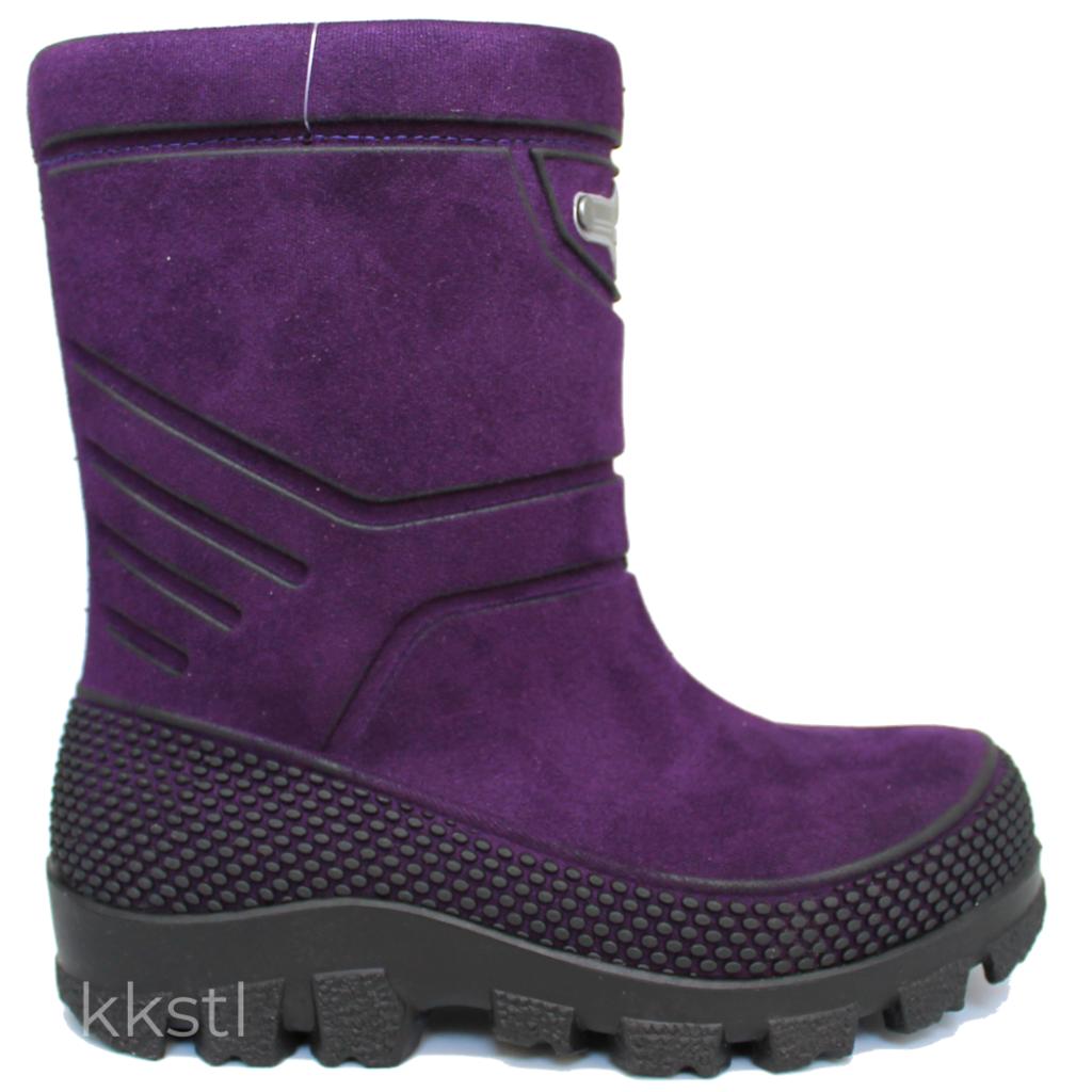 Husky Husky Boot Purple