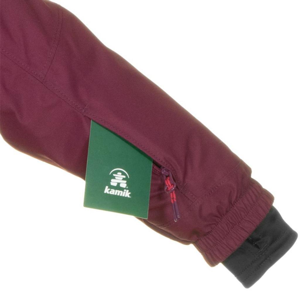 Kamik Kamik Lazer Snowsuit Plum