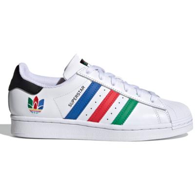 Adidas Adidas Superstar J Youth 6.5 + 7