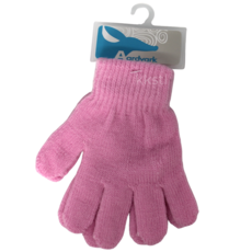 DoGree Magic Gloves Baby Pink (4 - 6X)