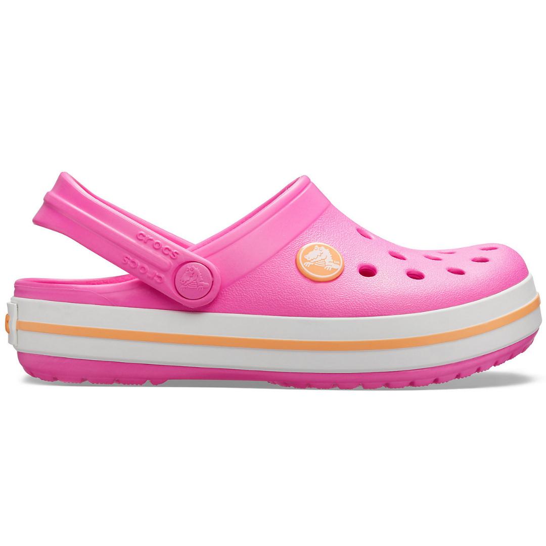 Crocs Crocband Clog Kids Electric Pink