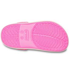 Crocs Crocs Crocband Clog Kids Electric Pink/Cantaloupe