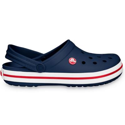 Crocs Crocs Crocband Adult Clog Navy/Red