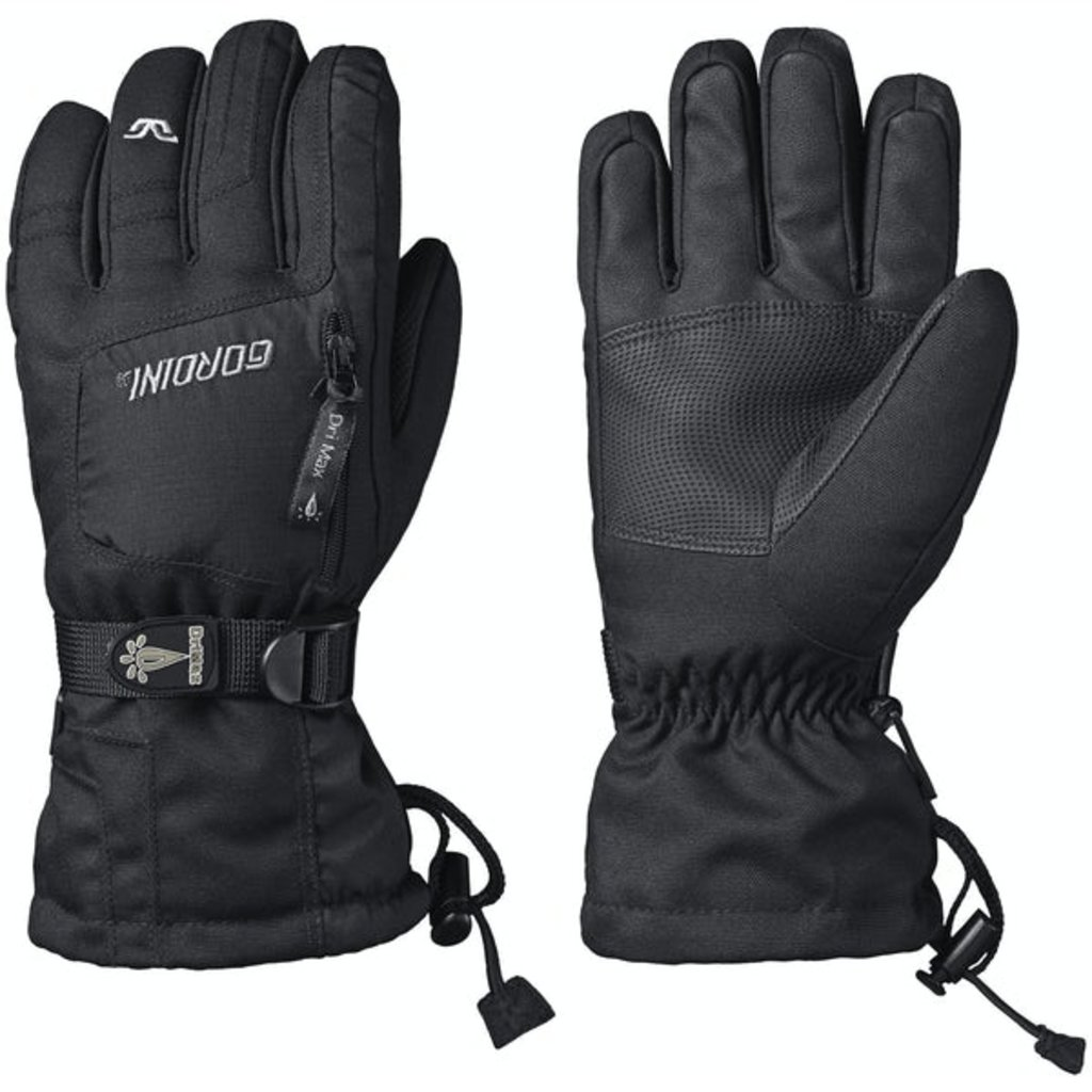 Gordini Ultra Dri-Max Gauntlet IV Jr Glove Black