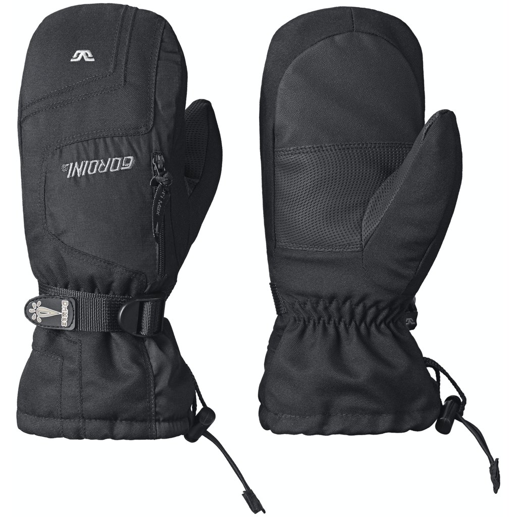 Gordini Ultra Dri-Max Gauntlet IV Jr Mitt Black
