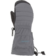 Gordini Snugget Toddler Mitt Black/Gunmetal