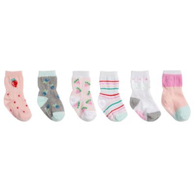 Robeez Robeez Socks 12-24m (6PK)