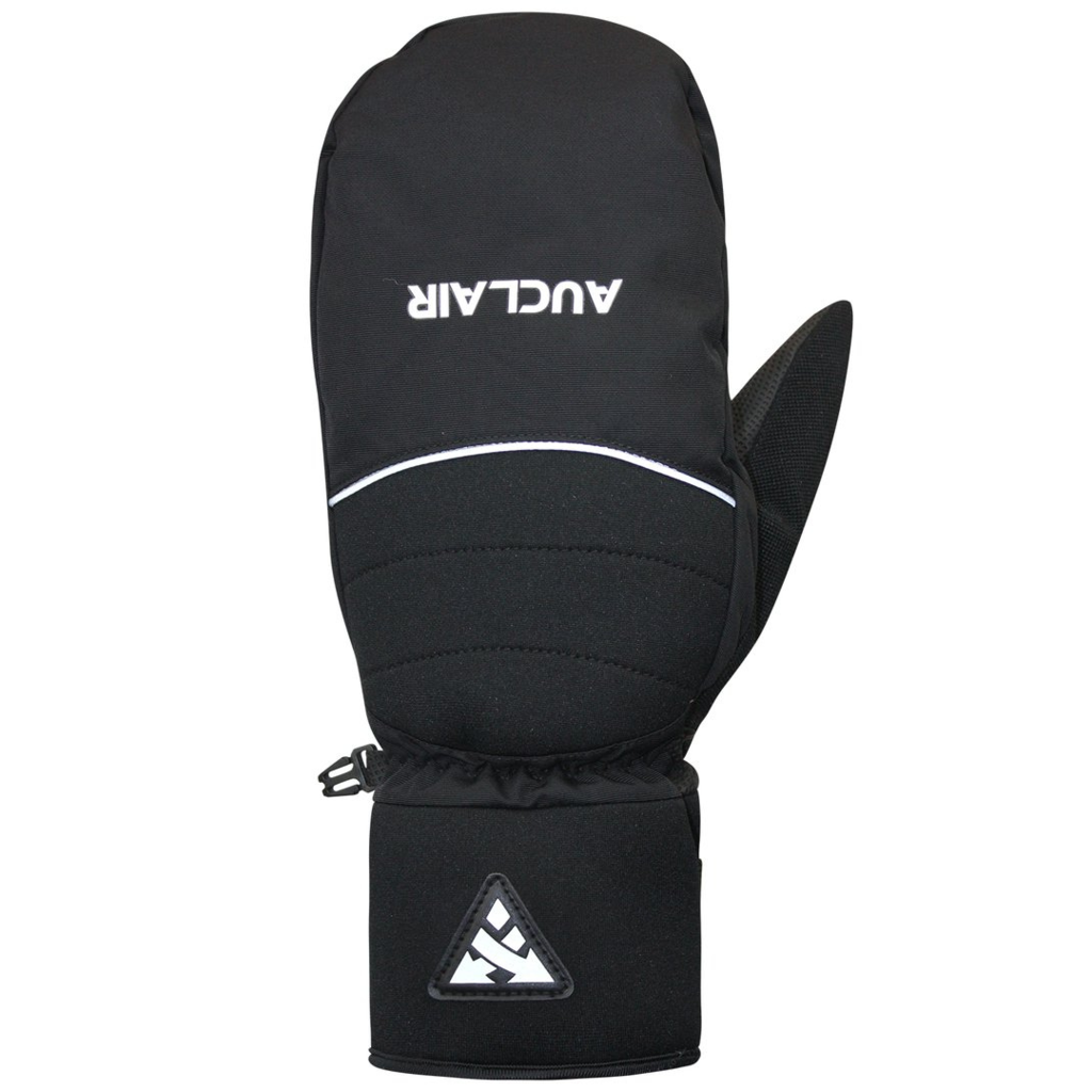 Auclair Auclair Parabolic Mitt Jr Black/Black