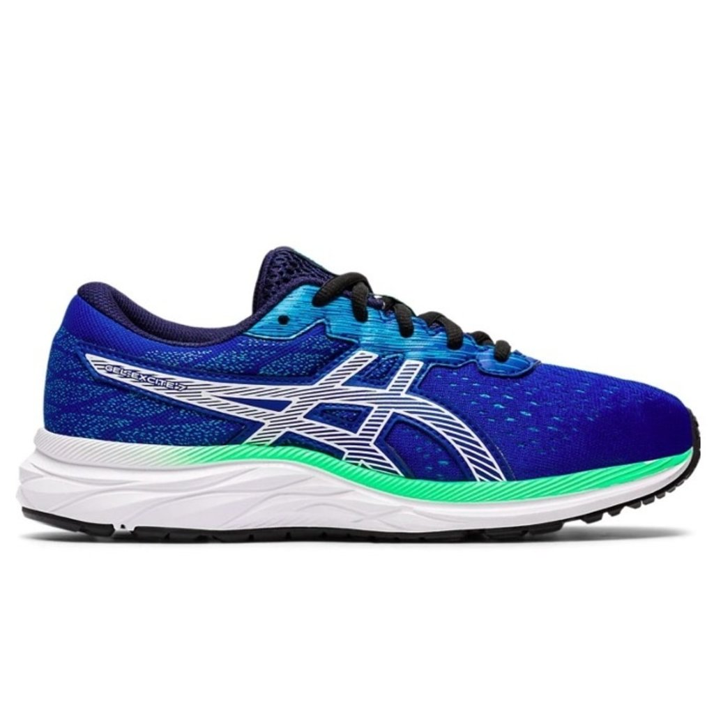 Asics Asics Gel Excite 7 GS Blue/White Youth 7