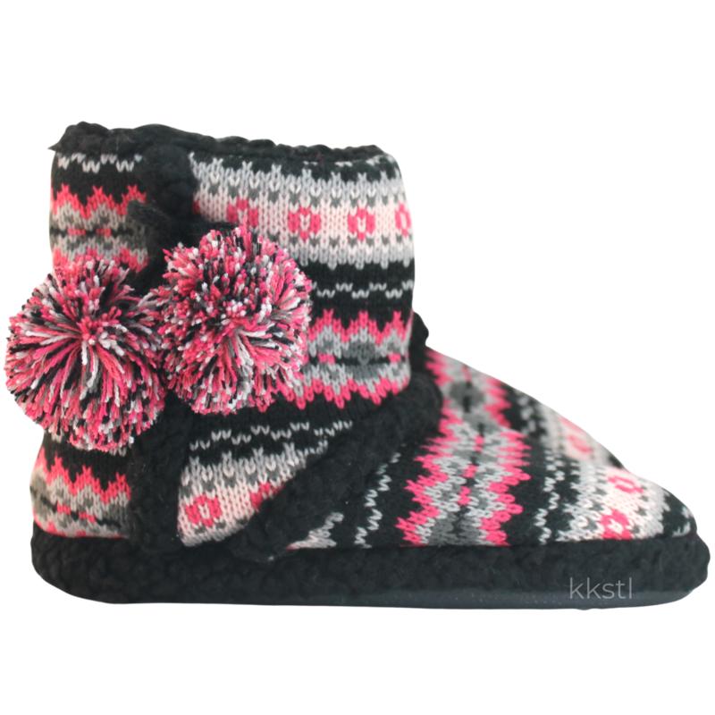 Details Arctic Slippers