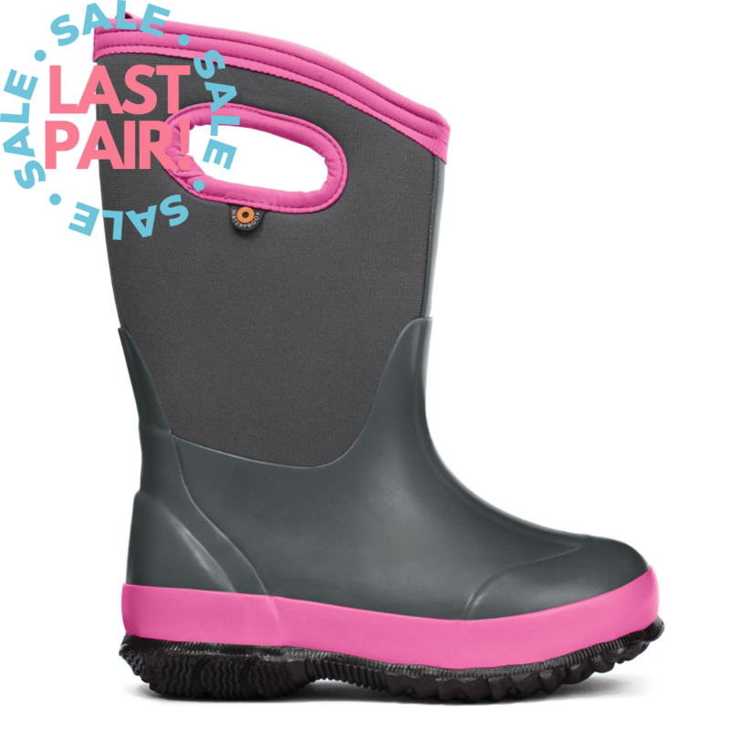 Bogs Bogs Classic Matte (Youth 3 )