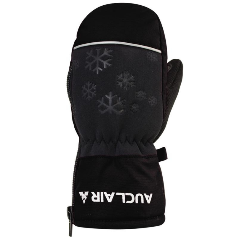 Auclair Auclair Flurry Mitt Tots Black/Black