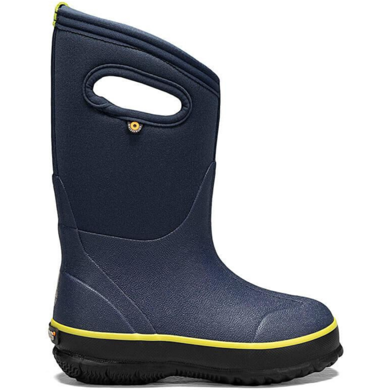 Bogs Bogs Classic Texture Solid Navy