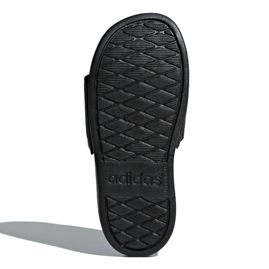 Adidas Adidas Adilette Comfort K Slide Black