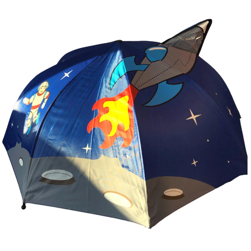 Details Umbrella Rocket Ship