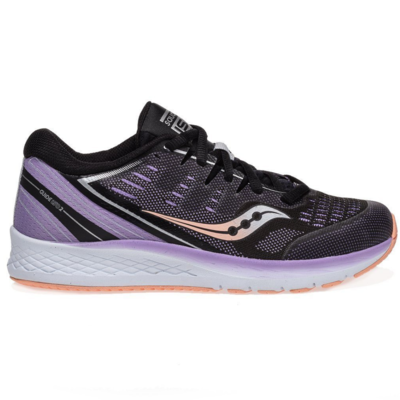 Saucony Saucony Guide ISO Black/Purple