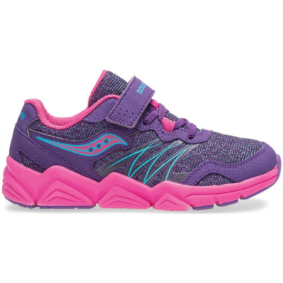 Saucony Saucony Flash A/C Purple (Wide)