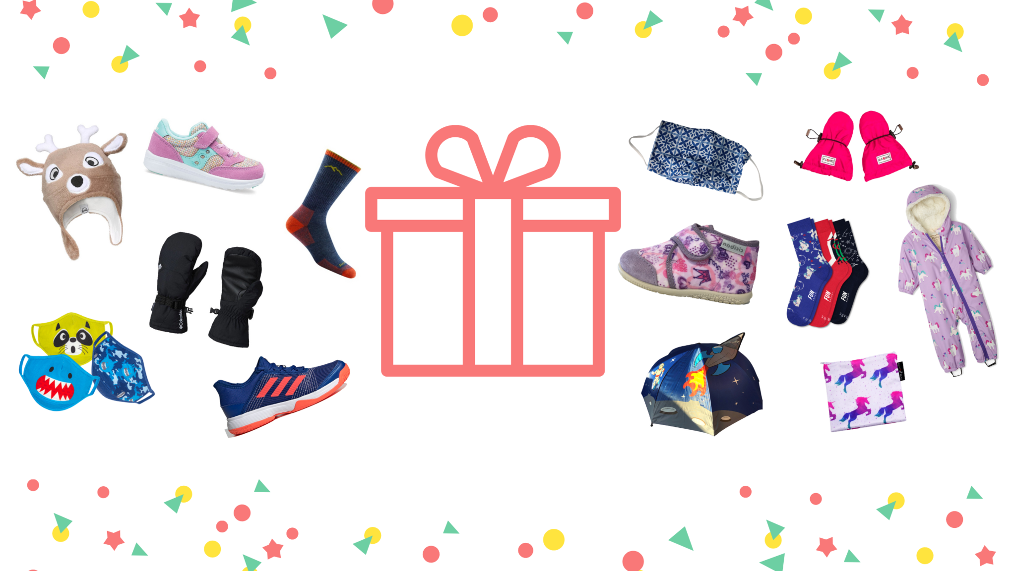 KKSTL Holiday Gift Guide 2020 - Online Shopping Guide for Kids Gear