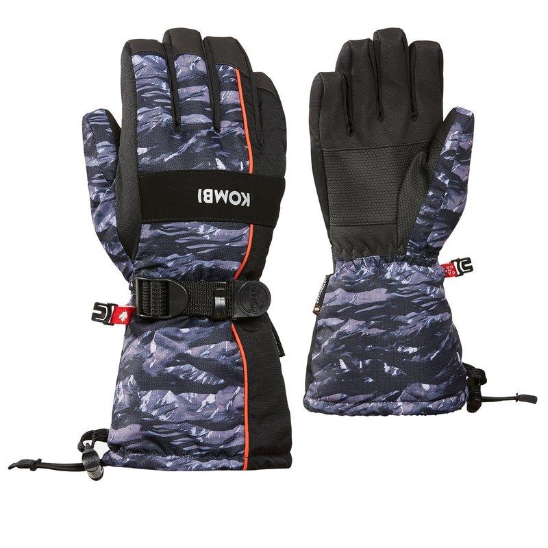 Kombi Kombi The Storm Jr Glove Asphalt Peak MD (9/10)