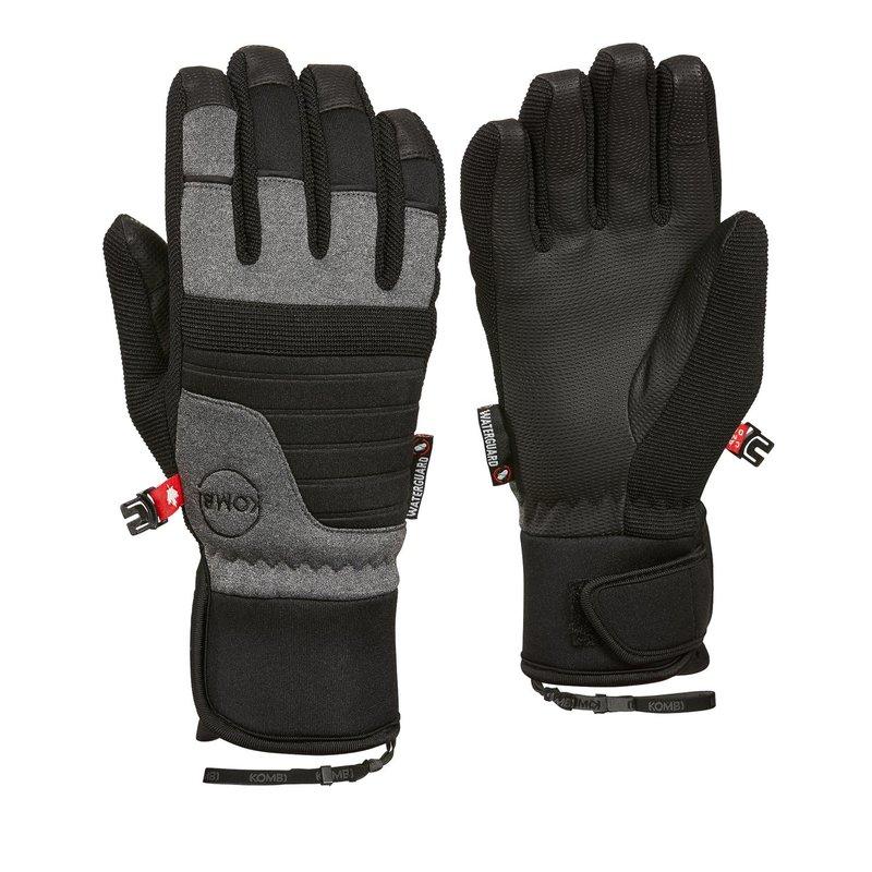 Kombi Kombi The Slick Jr Glove Heather Grey MD (9/10)