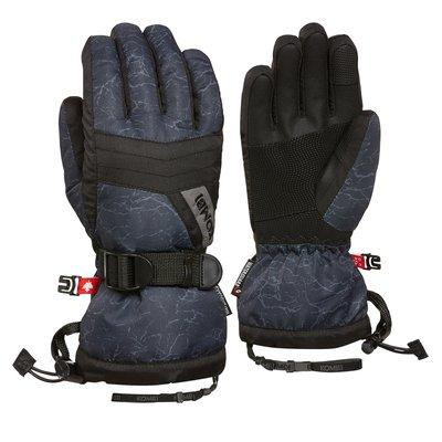 Kombi Kombi Triple Axel Jr Glove Asphalt Frost MD (9/10)