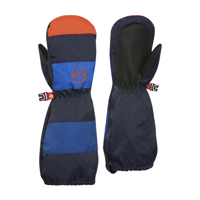 Kombi Kombi Candy Man Children Mitt Dark Navy