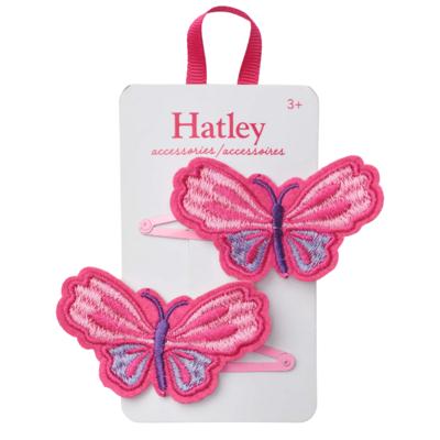 Hatley Hatley Pretty Butterflies Snap Clips