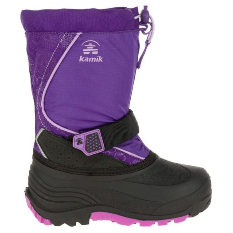 Kamik Kamik SnowfallP Purple Youth 7