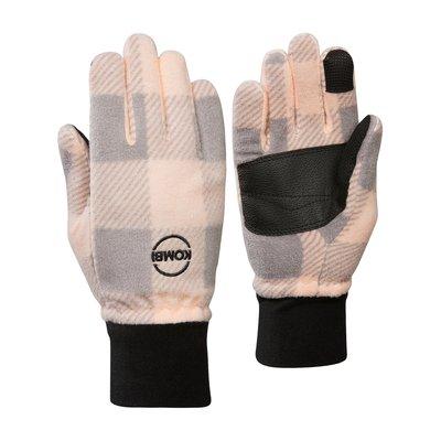 Kombi Kombi The Windguardian Jr Glove Glass Pink Plaid MD (9/10)